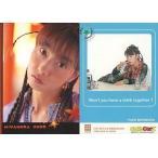 中古コレクションカード(女性) 008 : 宮村優子/レギュラーカード/宮村優子 ColleCarA トレーディングカード