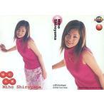 中古コレクションカード(女性) 110 : 城山未帆/レギュラーカード/超 V.I.P. トレーディングカード