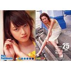 中古コレクションカード(女性) 005 : 藤本綾/レギュラーカード/HTSC 25th/ColleCarA