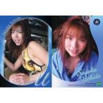 中古コレクションカード(女性) No.40 : 内田さやか/レギュラーカード/W-SAYAKA トレーディングカード
