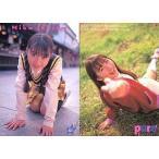中古コレクションカード(女性) 021 : 石田未来/雑誌「pure×2」付録トレーディングカード