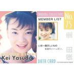 中古コレクションカード(ハロプロ) No.75 : 保田圭/モーニング娘。トレーディングコレクション