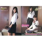 中古コレクションカード(女性) 008 : 夏川純・松崎桃子/2007 YC PREMIUM CARD ヤングチャンピオン付録