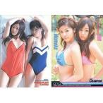 中古コレクションカード(女性) 010 : 夏川純・松崎桃子/2007 YC PREMIUM CARD ヤングチャンピオン付録
