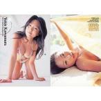 中古コレクションカード(女性) Yukie Kawamura036 : 川村ゆきえ/レギュラーカード/川村ゆきえ HIT's LI