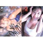 中古コレクションカード(女性) REIKASG13 : 中島礼香/箔押しサインカード/BOMBカードKISS中島礼香