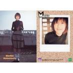 中古コレクションカード(女性) No.022 : 松本まりか/Girls ! Photo Collection