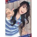 中古コレクションカード(女性) 水樹奈々/上半身・衣装青ボーダー/LIVE UNION 2012 グッズ購入特典NANACA