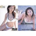 中古コレクションカード(女性) Re-06 : 夏目理緒/レギュラーカード/CHAMPION GOLD SELECTION CARD 夏目