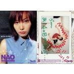 中古コレクションカード(女性) 110 : 110/長澤奈央/長澤奈央オフィシャルトレーディングカード Nn19