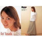 中古コレクションカード(ハロプロ) 保田圭/DUNK CARD2000