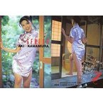 中古コレクションカード(女性) 004 : 川村亜紀/Genic Card Magazine「GENICA」
