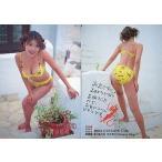 中古コレクションカード(女性) 028 : 川村亜紀/Genic Card Magazine「GENICA」