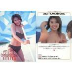 中古コレクションカード(女性) 032 : 川村亜紀/Genic Card Magazine「GENICA」