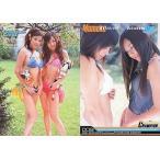 中古コレクションカード(女性) 009 : 夏川純・松崎桃子/ヤングチャンピオン2007PREMIUM CARD