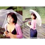 中古コレクションカード(女性) 056 : 釈由美子/SHIN YAMAGISHI TRADING PHOTO CARD COLLECT