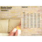 中古コレクションカード(女性) 73 : 安田美沙子/チェックリスト/安田美沙子 オフィシャルカードコレクション