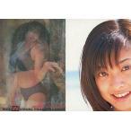 中古コレクションカード(女性) 1 : 乙葉/パズルカード/週刊ヤングジャンプ IDOL W VISUAL トレーディン