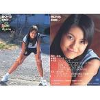 中古コレクションカード(女性) No.55 : 酒井彩名/BOYS BE … ALIVE CASTトレーディングカード