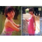 中古コレクションカード(女性) 21 : 釈由美子/スペシャルカード/ホイル仕様/釈由美子 トレーディングカ