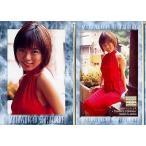 中古コレクションカード(女性) 23 : 釈由美子/レギュラーカード/釈由美子 トレーディングカード 2000 in