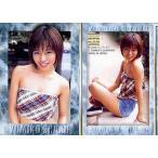 中古コレクションカード(女性) 24 : 釈由美子/レギュラーカード/釈由美子 トレーディングカード 2000 in