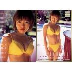 中古コレクションカード(女性) 79 : 釈由美子/レギュラーカード/釈由美子 トレーディングカード 2000 in