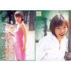 中古コレクションカード(女性) 110 : 釈由美子/レギュラーカード/釈由美子 トレーディングカード 2000 i