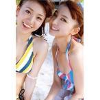 中古生写真(AKB48・SKE48) HMV特典(大島優子・篠田麻里子)/CD「ポニーテールとシュシュ」特典