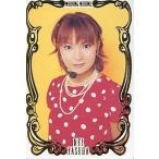中古コレクションカード(ハロプロ) NO.3 : 保田圭/スペシャル箔押しカード/モーニング娘。プリネームプチカード