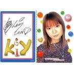 中古コレクションカード(ハロプロ) No.34 : 保田圭/sweet morning card III