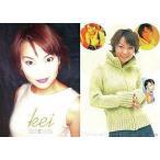 中古コレクションカード(ハロプロ) No.96 : 保田圭/sweet morning card II