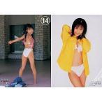 中古コレクションカード(女性) 059 : 中島礼香