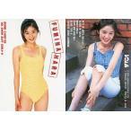 中古コレクションカード(女性) 9 : 原史奈/'98SWIM SUIT CARD