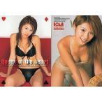 中古コレクションカード(女性) 037 : 若槻千夏/BOMB CARD HYPER + 若槻千夏