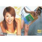 中古コレクションカード(女性) 046 : 若槻千夏/BOMB CARD HYPER + 若槻千夏