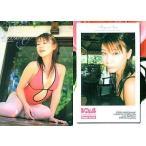 中古コレクションカード(女性) 005 : 005/安めぐみ/安めぐみ BOMB CARD HYPER