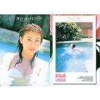 中古コレクションカード(女性) 014 : 014/安めぐみ/安めぐみ BOMB CARD HYPER