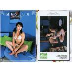 中古コレクションカード(女性) 034 : 034/安めぐみ/安めぐみ BOMB CARD HYPER