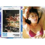 中古コレクションカード(女性) 062 : 062/安めぐみ/安めぐみ BOMB CARD HYPER