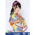 中古生写真(AKB48・SKE48) 岡部麟/上半身・衣装カラフ