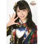 中古生写真(AKB48・SKE48) 山内瑞葵/上半身・衣装赤・