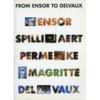 中古パンフレット ≪パンフレット(図録)≫ パンフ)ベルギーの巨匠5人 アンソールからマグリット、デルヴォー
