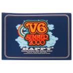 """中古パンフレット(ライブ・コンサート) パンフ)V6 SUMMER 2000 """"HAPPY"""""""