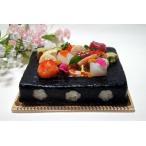 寿司ケーキ 〜宝石箱〜