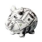 ぶたの貯金箱 おしゃれ かわいい 貯金 おこづかい  貯金箱 ブタ