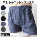 カジュアルギア ボクサートランクス 前あき(M〜LL) (定番/ON/紳士肌着) (479202 479203)