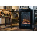 Dimplex(ディンプレックスシリーズ) 電気暖炉(ストーブ) Gisella(ジゼラ) Black GSL12BJ