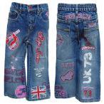 子供服 Pepe Jeans KidsLOW RISE BOOT CUT PANTS デニムジーンズ インポート 管理番号7800