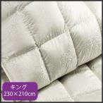 (東京西川)IP3540 羽毛掛けふとん キングサイズ 230×210cm(KLC2850579)